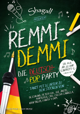 Remmidemmi – Die Deutsch-POP-Party