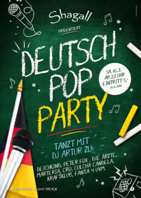 Deutsch Pop Party