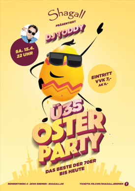 Ü35 Oster Party