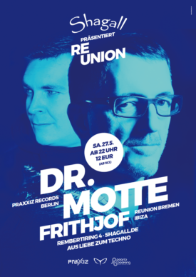 ReUnion - Dr.Motte & Frithjof
