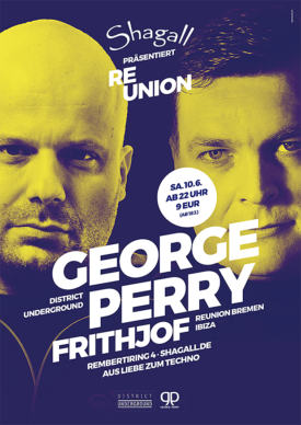 ReUnion - George Perry & Frithjof