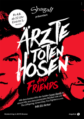 Ärzte - Tote Hosen and Friends