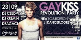 GayKiss - Revolution Party