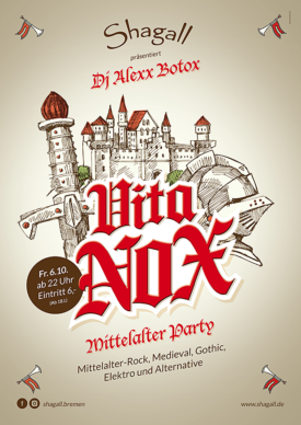 Vita Nox – Mittelalter Party