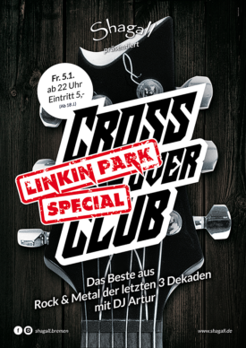 Crossover Club – Linkin Park Special