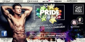 Gaykiss - PRIDE Closing Party 18'
