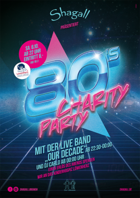 80s Charity-Party (Live)