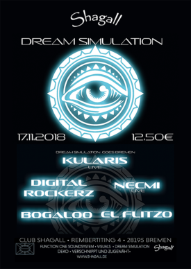 Dream Simulation – GOA Party