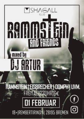 Rammstein and Friends
