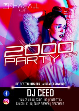 Best of 2000er Party